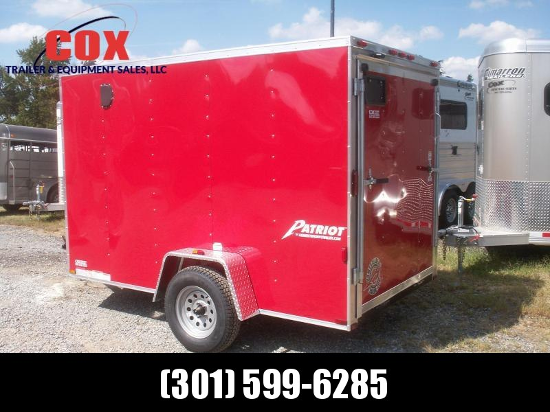 2020 Homesteader Inc. PATRIOT 10 V-NOSE Enclosed Cargo Trailer