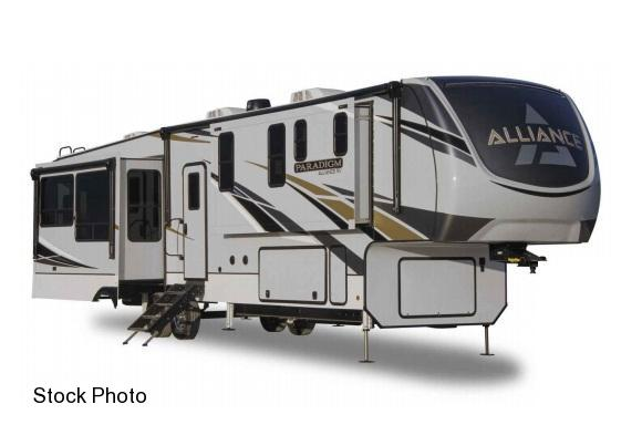2021 Alliance RV Paradigm 310 RL Fifth Wheel Campers