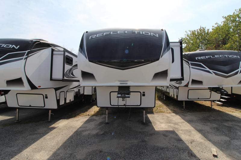 2021 Grand Design RV Reflection 340 RDS Fifth Wheel Campers