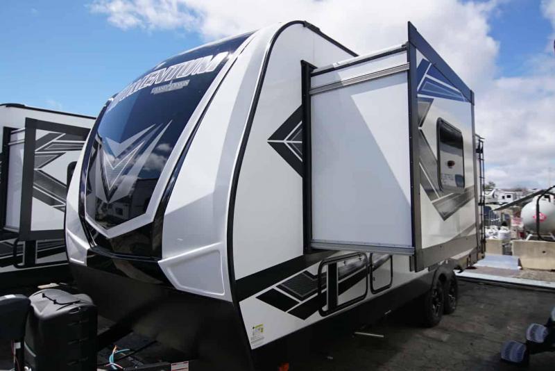 2019 Grand Design RV 21 G Toy Hauler