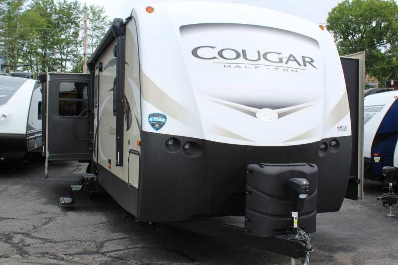 2019 Keystone RV Cougar Half-Ton 32 RLI Travel Trailer