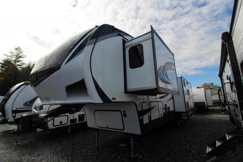 2021 Grand Design RV Reflection 337 RLS Fifth Wheel Campers