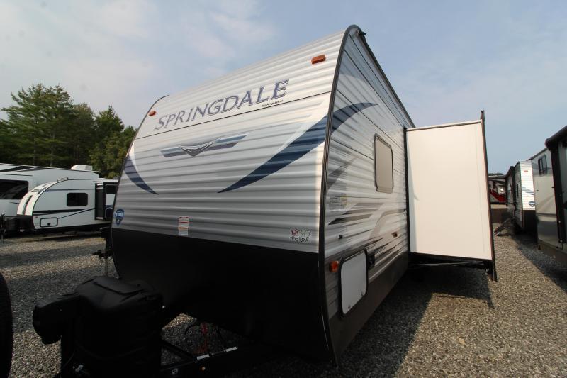 2021 Keystone RV Springdale 282 BH Travel Trailer