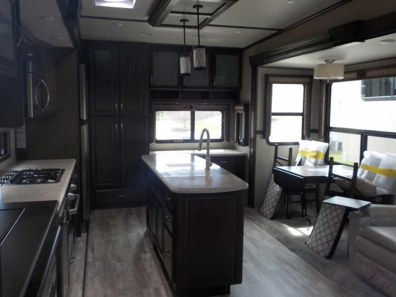 2020 Grand Design RV Solitude 344 GK Fifth Wheel Campers