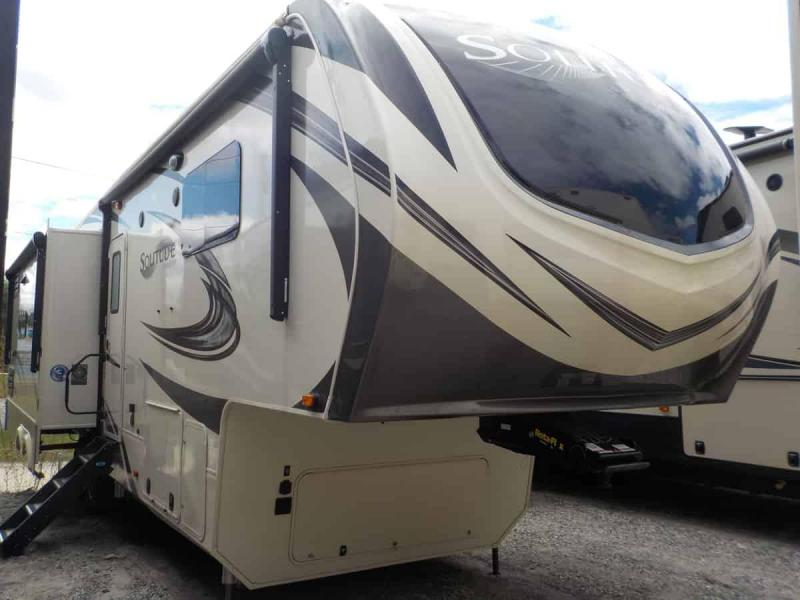 2020 Grand Design RV Solitude 344 GK Fifth Wheel Campers