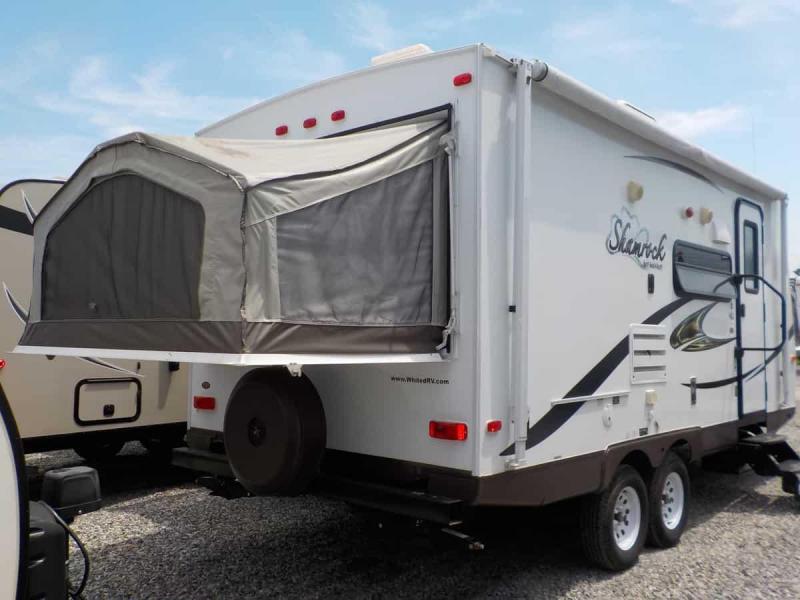 2015 Forest River Inc. Montana 21 SSL Expandable Camper Trailer