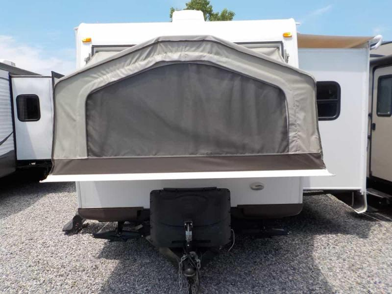 2015 Forest River Inc. Montana 21 SSL Expandable Camper Trailer
