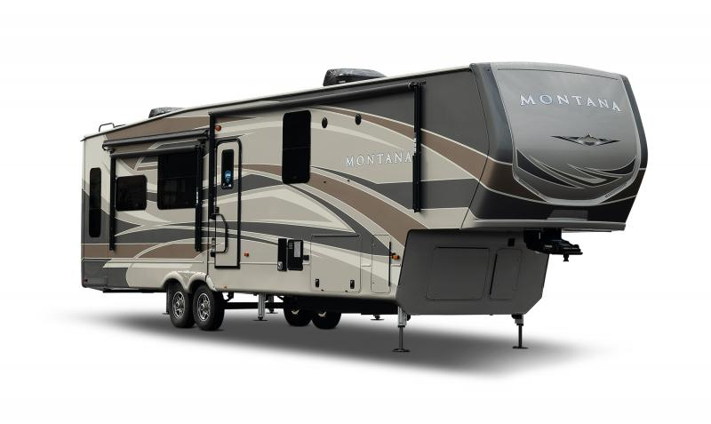 2021 Keystone RV Montana 3781 RL Fifth Wheel Campers