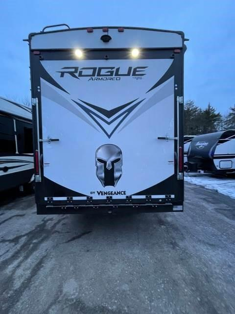 2021 Forest River Vengeance Rogue Armored 4007 Toy Hauler