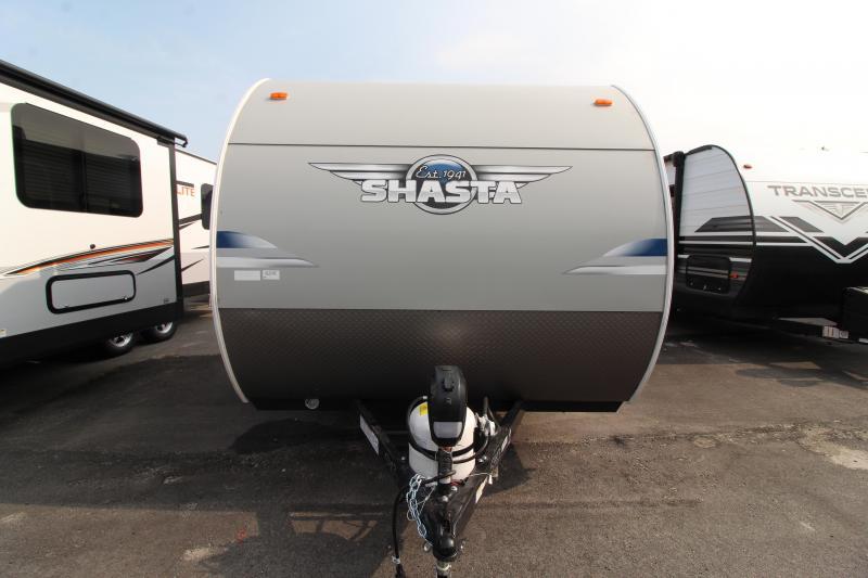 2021 Shasta Shasta Oasis 18FQ Travel Trailer