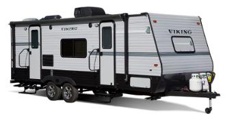 2019 Coachmen Viking 21 FQS Travel Trailer
