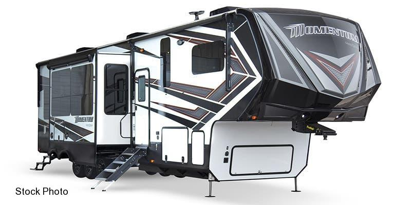 2021 Grand Design RV Momentum M-Class 351 M-R Toy Hauler