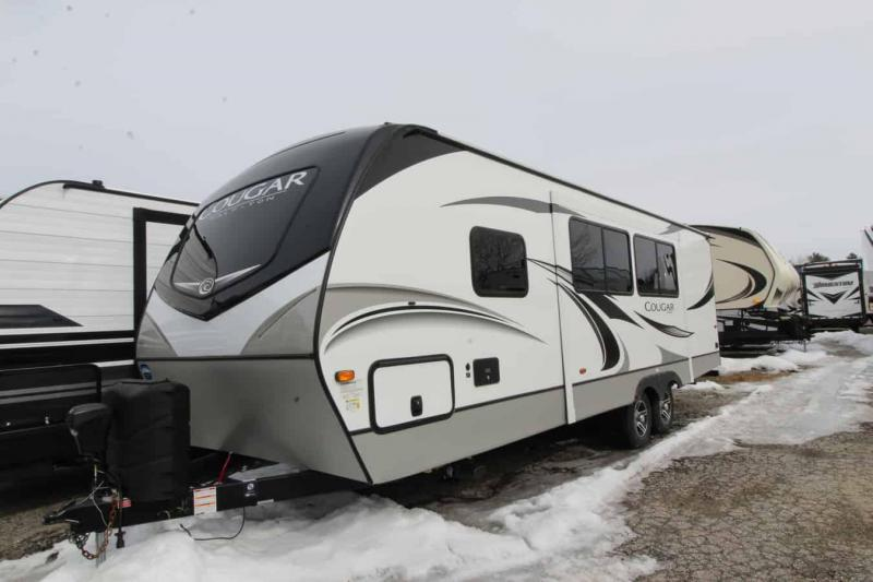 2020 Keystone RV Cougar Half-Ton 26 RBS Travel Trailer