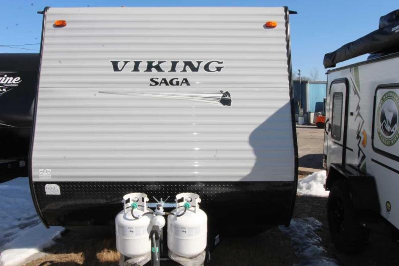 2019 Coachmen Viking Ultra-Lite 21 SFQ Travel Trailer