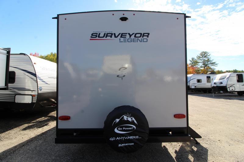 2021 Forest River, Inc. Surveyor Legend 202 RBLE Travel Trailer