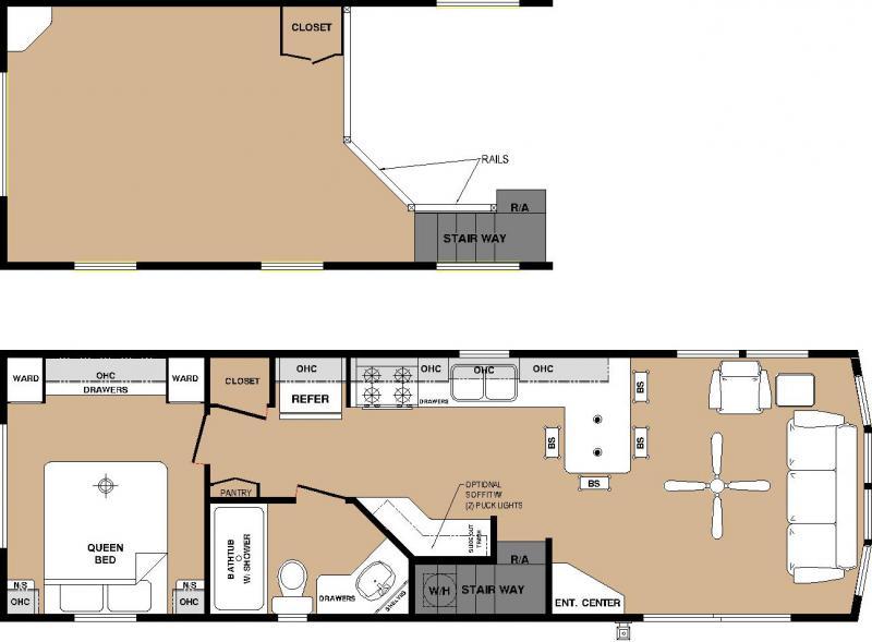 2021 Forest River Inc. Quailridge 39 ASL Park Model