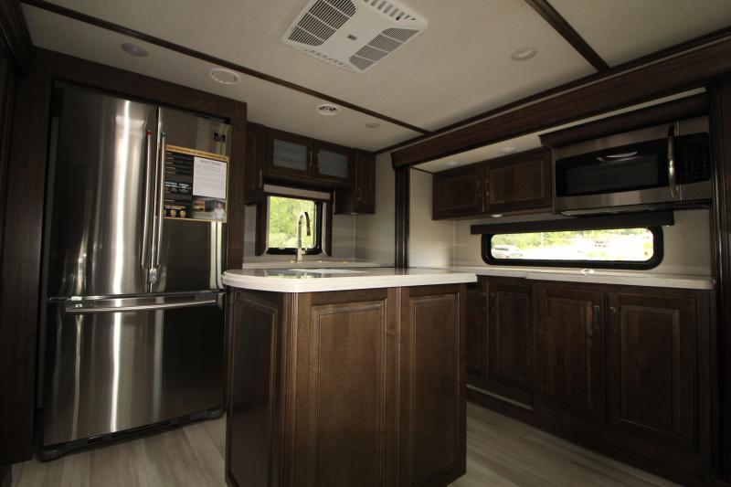 2021 Grand Design RV Solitude 390 RK-R Fifth Wheel Campers