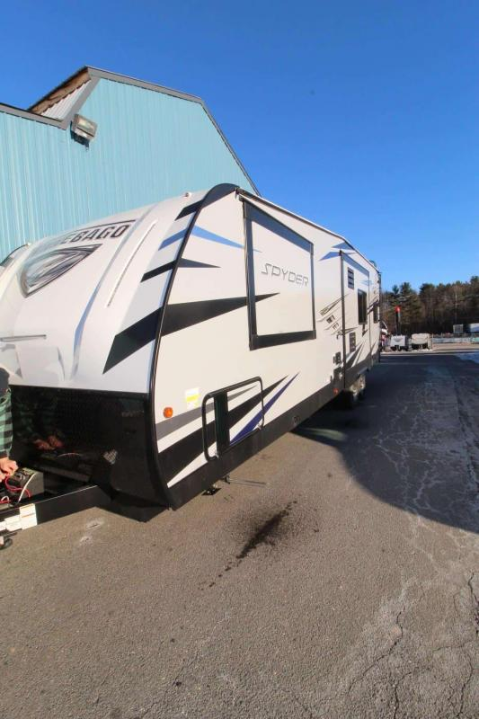 2020 Winnebago Spyder 28 KS Toy Hauler