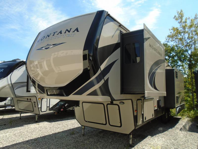 2019 Keystone RV Montana High Country 330RL Fifth Wheel Campers