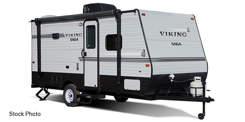 2021 Coachmen Viking Ultra-Lite 17 FQ Travel Trailer