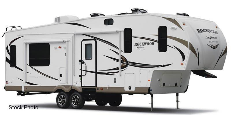 2016 Forest River Inc. Rockwood Signature Ultra Lite 8280 WS Fifth Wheel Campers