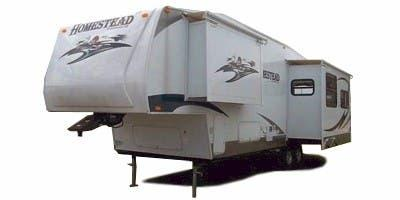 2008 Starcraft RV Homestead 28 BHSS Fifth Wheel Campers