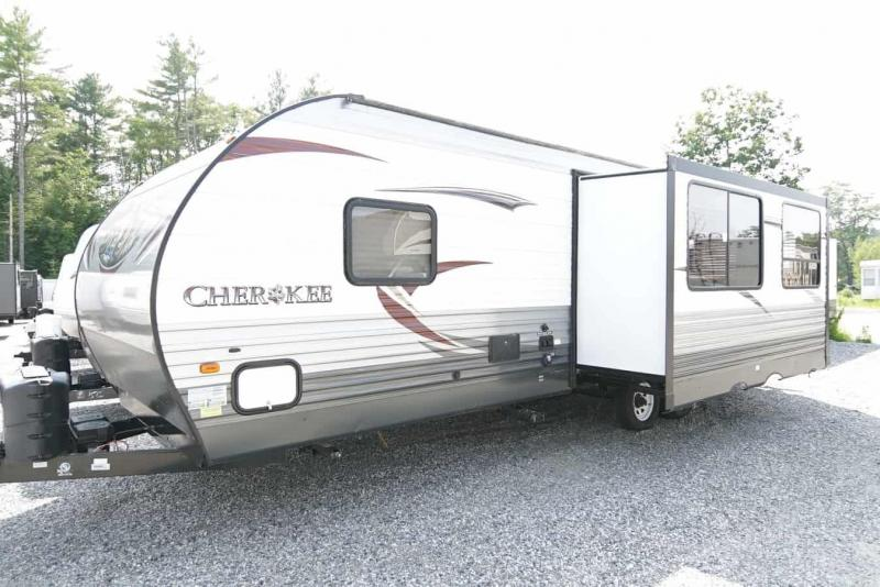 2015 Forest River Inc. Cherokee 264 L Travel Trailer