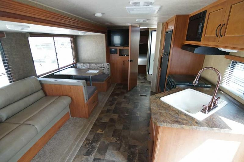 2015 Forest River, Inc. Cherokee 264 L Travel Trailer