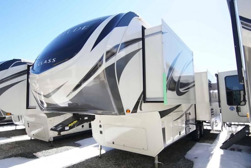 2020 Grand Design RV Solitude S-Class 2930 RLS Fifth Wheel Campers