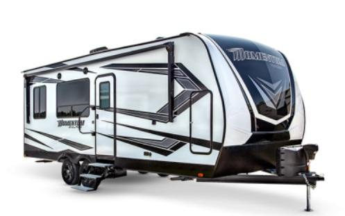 2021 Grand Design RV Momentum G-Class 28 G Toy Hauler