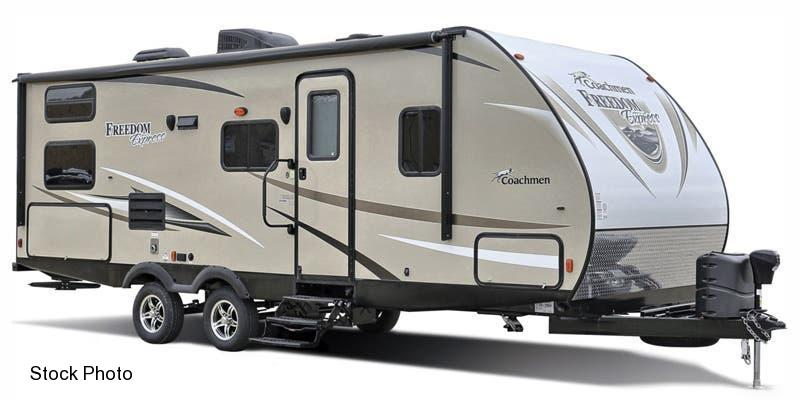2016 Coachmen Freedom Express 312 BHDSLE Travel Trailer