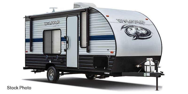 2019 Forest River Inc. Cherokee Wolf Pup 16 FQ Travel Trailer