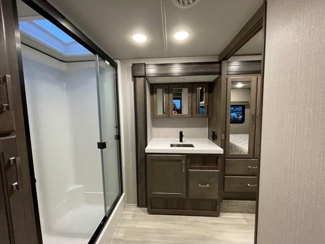 2021 Grand Design RV Solitude S-Class 3550 BH-R Fifth Wheel Campers