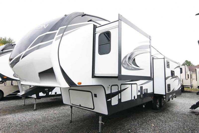 2020 Grand Design RV Reflection 337 RLS Fifth Wheel Campers