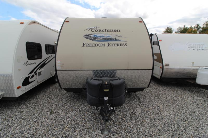 2015 Coachmen Freedom Express 192RBS Travel Trailer