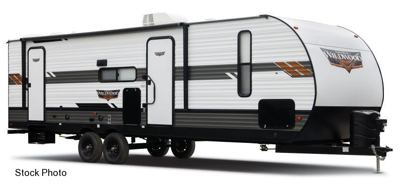 2021 Forest River Inc. Wildwood 22 RBS Travel Trailer