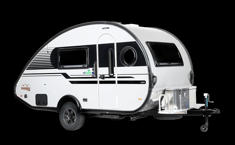 2021 nuCamp Tab 400 BD Travel Trailer