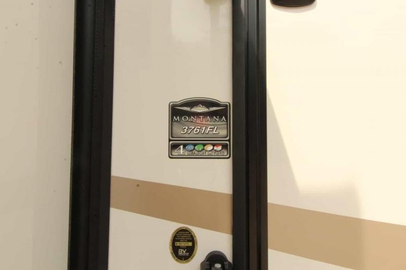 2020 Keystone RV Montana 3761 FL Fifth Wheel Campers