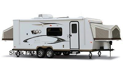2013 Forest River Inc. Rockwood Roo 19 Expandable Camper Trailer