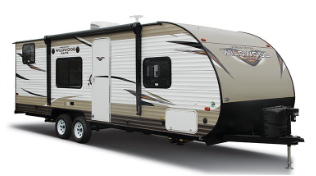 2019 Forest River, Inc. Wildwood X-Lite 241 QBXL Travel Trailer