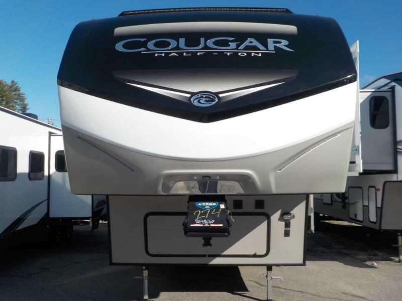 2020 Keystone RV Cougar Half-Ton 24 RDS Fifth Wheel Campers