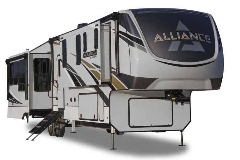 2021 Alliance RV Paradigm 340 RL Fifth Wheel Campers