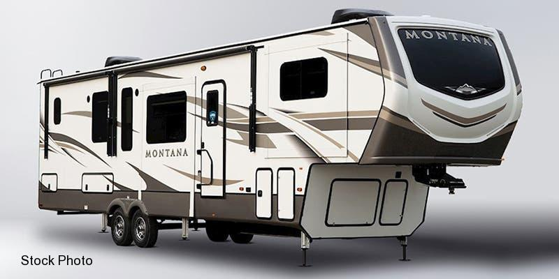 2021 Keystone RV Montana 3121 RL Fifth Wheel Campers