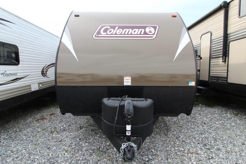 2018 Dutchmen Mfg Coleman Light 2855 BH Travel Trailer