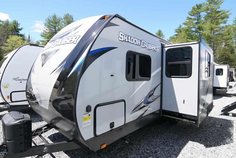 2019 Cruiser RV Shadow Cruiser 240 BHS Travel Trailer