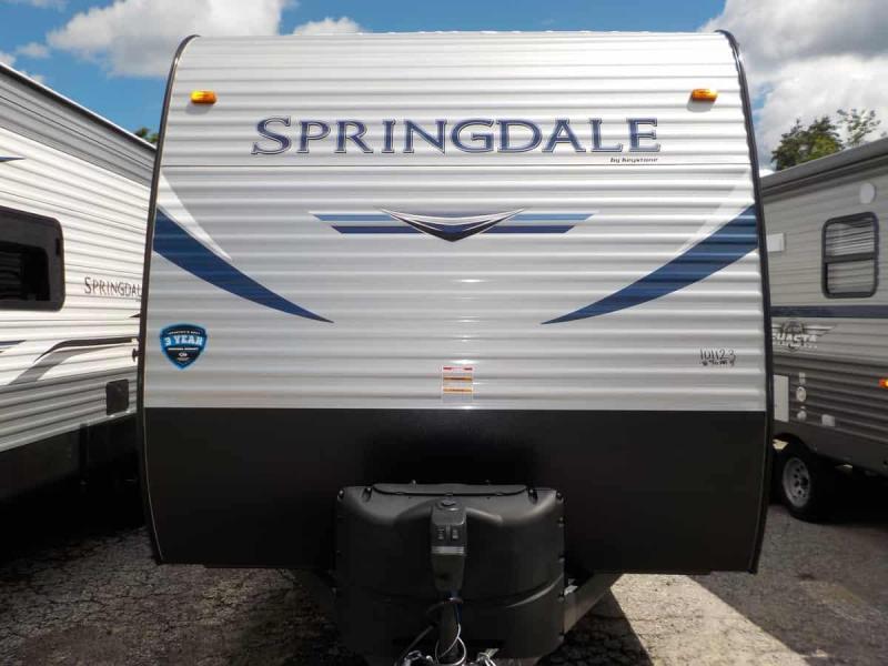 2021 Keystone RV Springdale 220 RD Travel Trailer