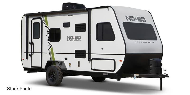 2020 Forest River Inc. No Boundaries 19.1 Toy Hauler
