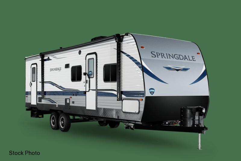 2021 Keystone RV Springdale 335 BH Travel Trailer