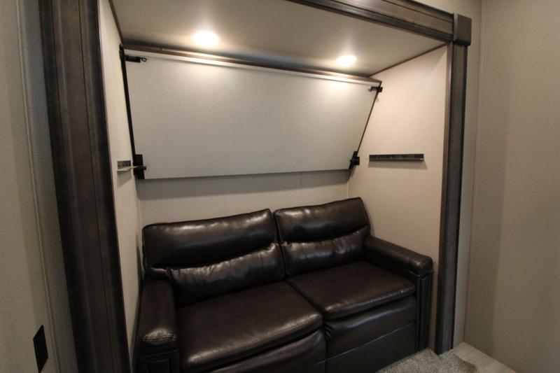 2021 Grand Design RV Solitude S-Class 3950 BH-R Fifth Wheel Campers