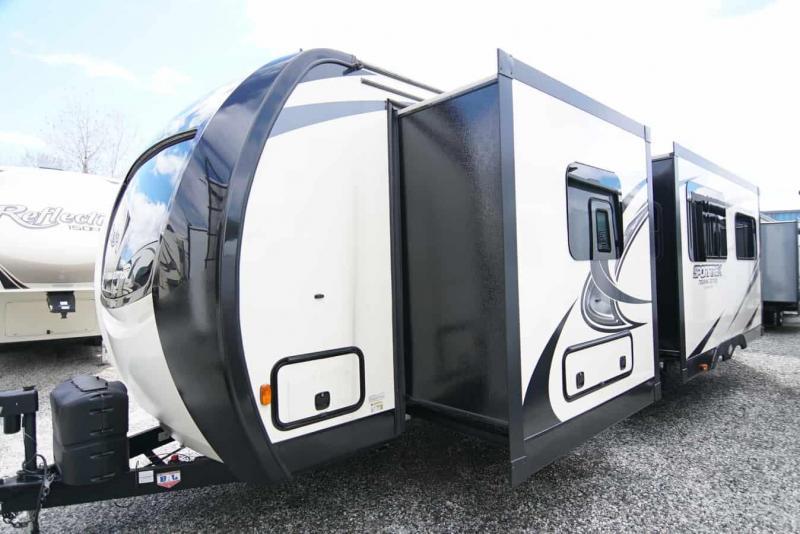 2019 Venture SportTrek Touring 302 VRB Travel Trailer